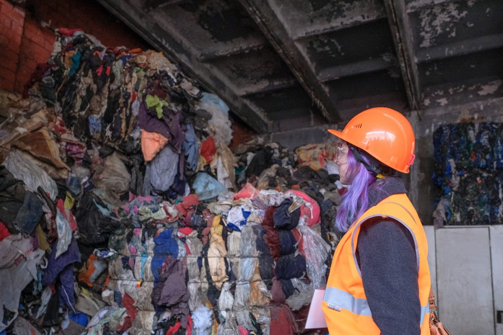 Куда сдать мусор на переработку в москве